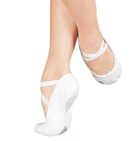 So Danca Canvas Split-sole shoe