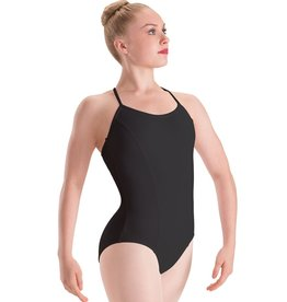 Motionwear Princess Seam 3 Cross Back Leo