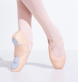 Capezio Juliet II Leather Adult Ballet Slipper
