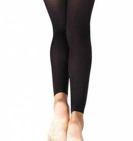 Capezio Adult Footless Tight