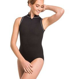 Ainsliewear Dakota Leotard with Contrast Piping