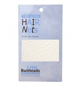 Bunheads Hair Nets, Light Brown