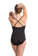 Ainsliewear Alicia Leotard with Contrast Piping