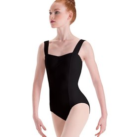 Motionwear Wide Strap Princess Seam Leo - Adult