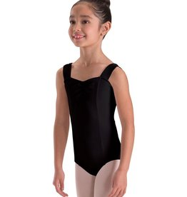 Motionwear Wide Strap Princess Seam Leo - Child