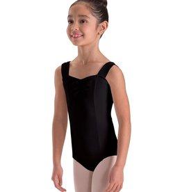 Motionwear Wide Strap Princess Seam Leo - Child