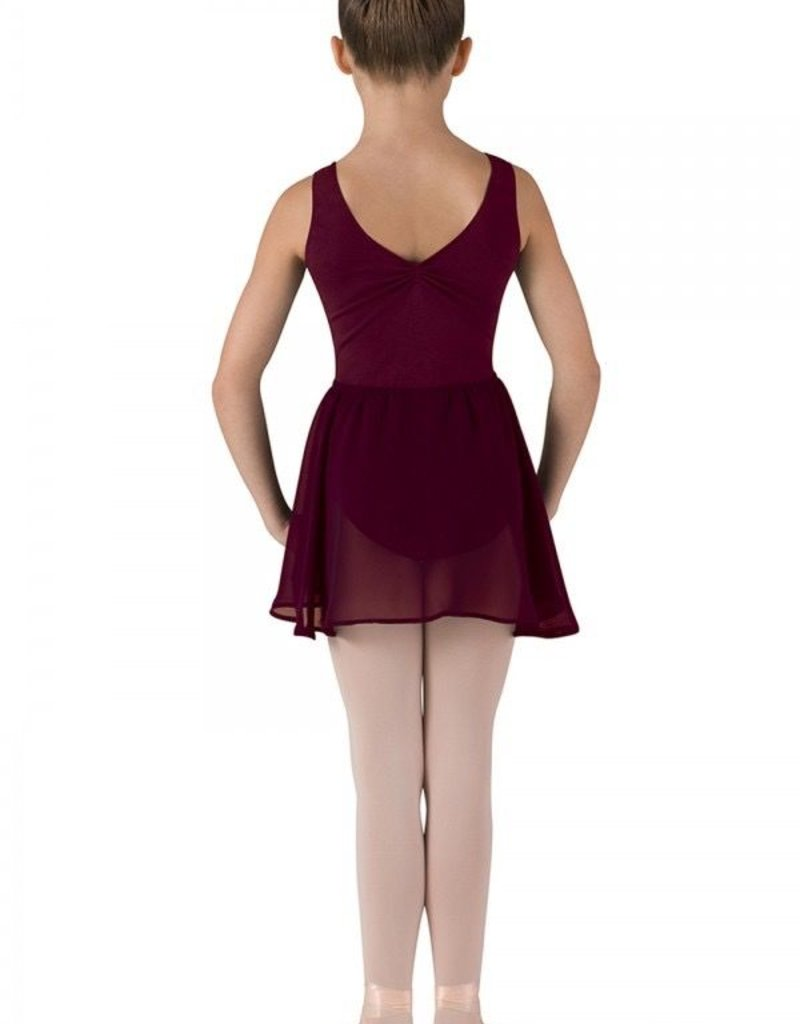 Bloch Barre-Mock Wrap Skirt