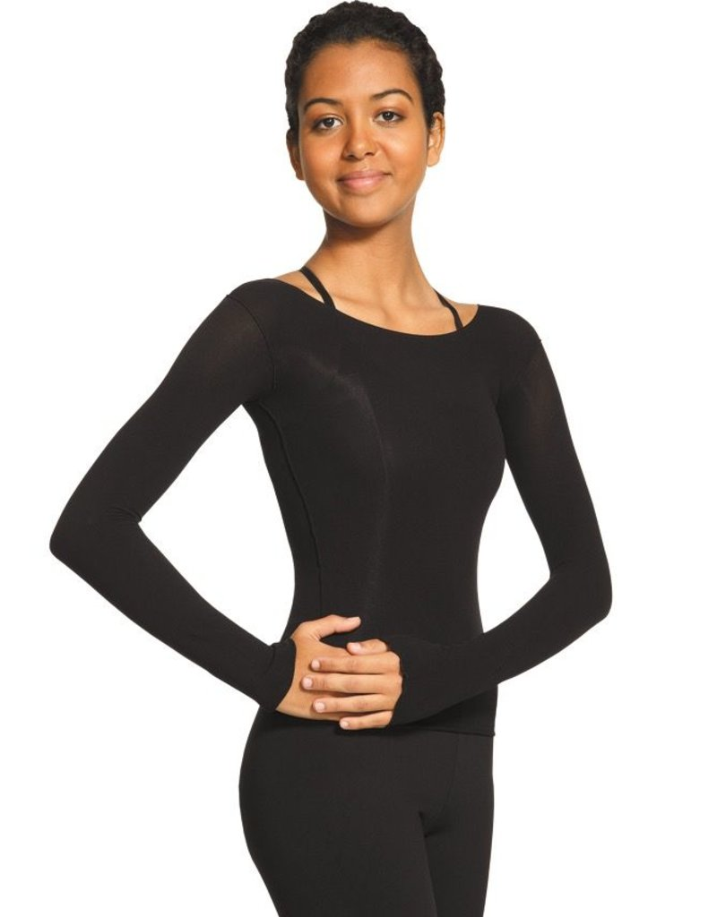 Mondor Microfiber Knitted Stretch Top