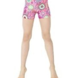 Mondor Adult's Printed Gymnastics Short
