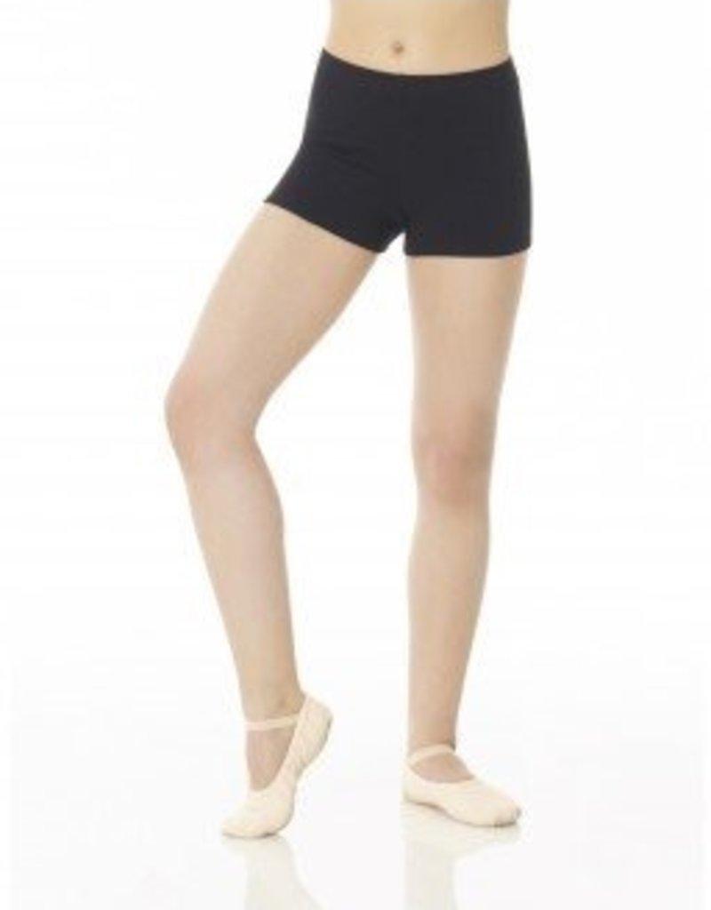 Mondor Plain Velvet Short