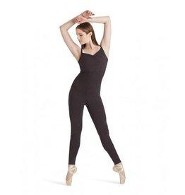 Capezio Women's Foldover Waistband Stirrup Pant