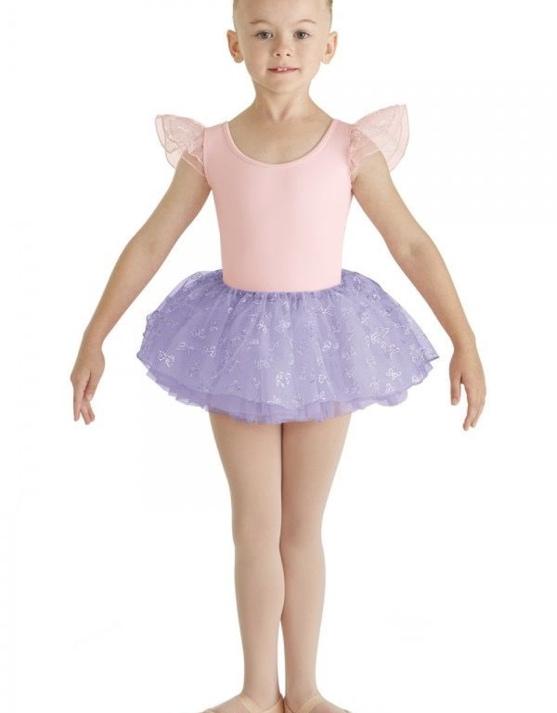 Bloch Enyo | Glitter Bow Tulle Tutu Skirt