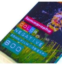 Lomography Lomography ISO 800 Colour Negative film 3-pack (135/36)
