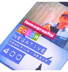 Lomography Lomography ISO 400 Colour Negative film 3-pack (135/36)