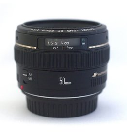 RENTAL Canon EF 50mm f1.4 rental.