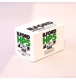Ilford Ilford HP5+ black and white film. 135/36.