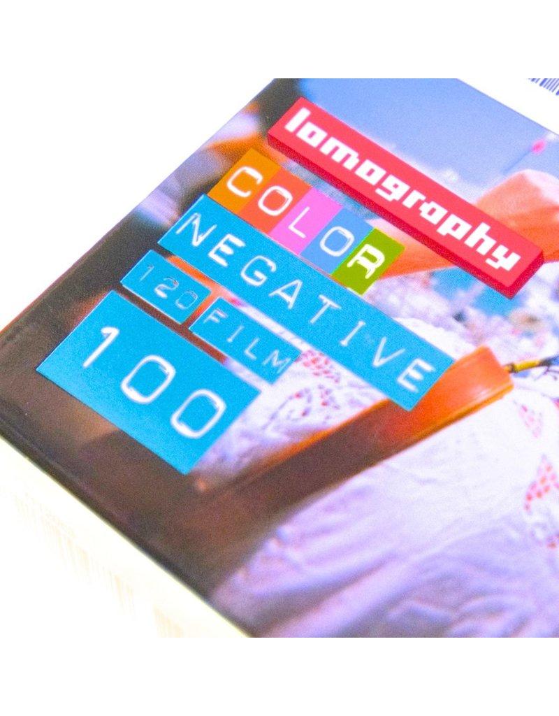 Lomography Lomography ISO 100 Colour Negative film 3-pack (120)