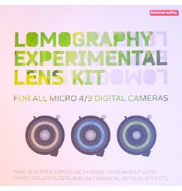 Lomography Lomography Experimental Lens Kit for Micro Four Thirds.