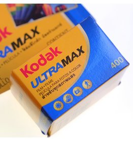 Kodak Kodak Ultramax 400 colour negative film. 135/36.