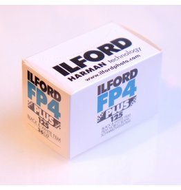Ilford Ilford FP4+ black and white film. 135/36.