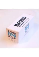 Ilford Ilford FP4+ black and white film. 120.