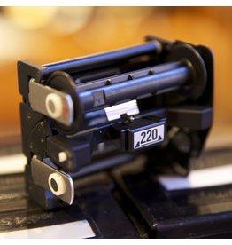 Mamiya Mamiya M645 220 film insert.
