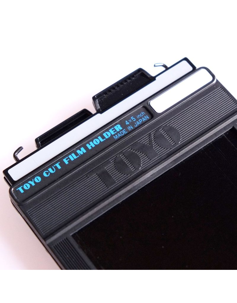 Toyo Toyo 4x5 Cut Sheet Film Holder.