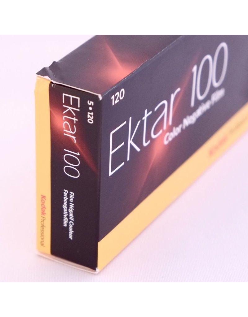 Kodak Kodak Ektar 100 colour negative film. 120.