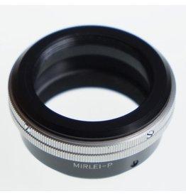 Novoflex Novoflex MIRLEI-P adapter (Miranda-L39)