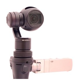 RENTAL DJI Osmo 4k handheld stabilized video system rental.