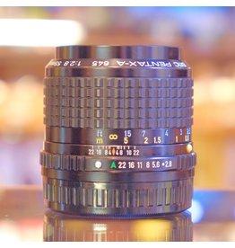 Pentax SMC Pentax-A 645 55mm f2.8.
