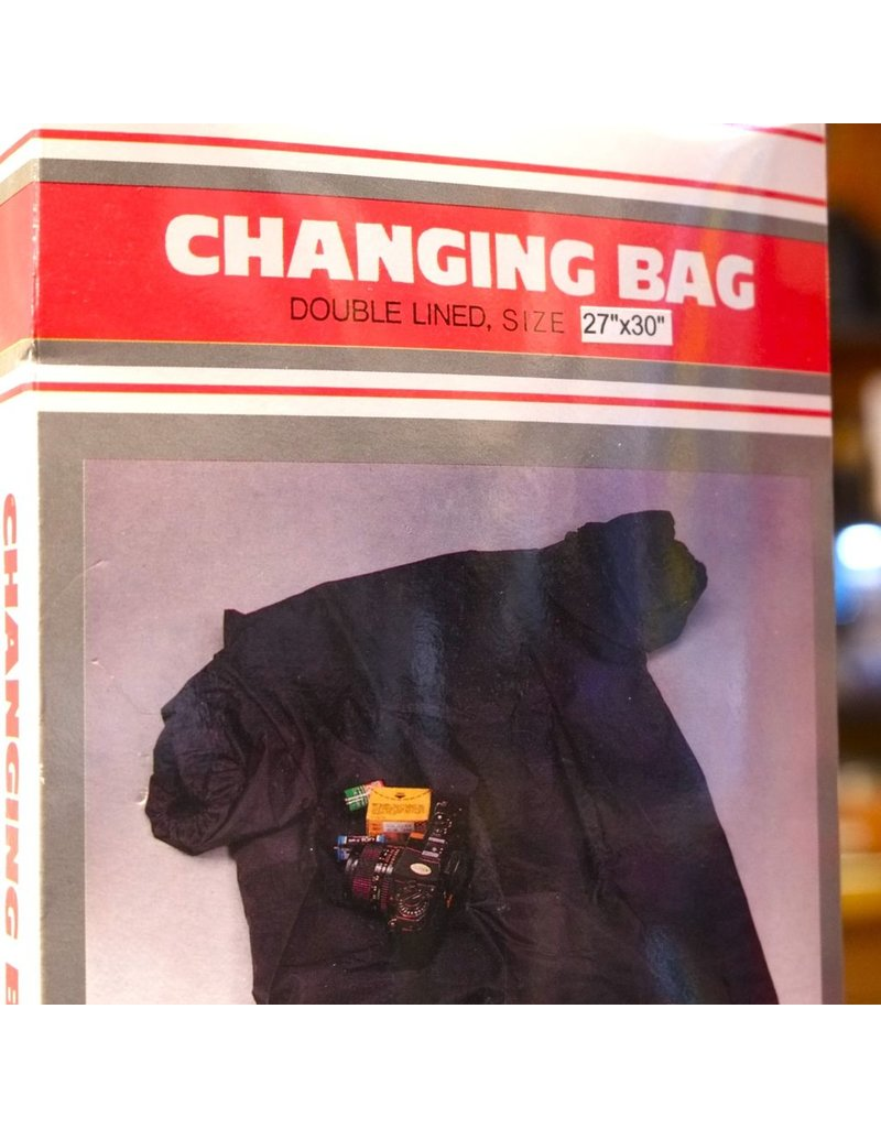 """Other Double-lined changing bag, 27x30""""."""