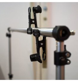 RENTAL Manfrotto 1314 backdrop stand kit rental.