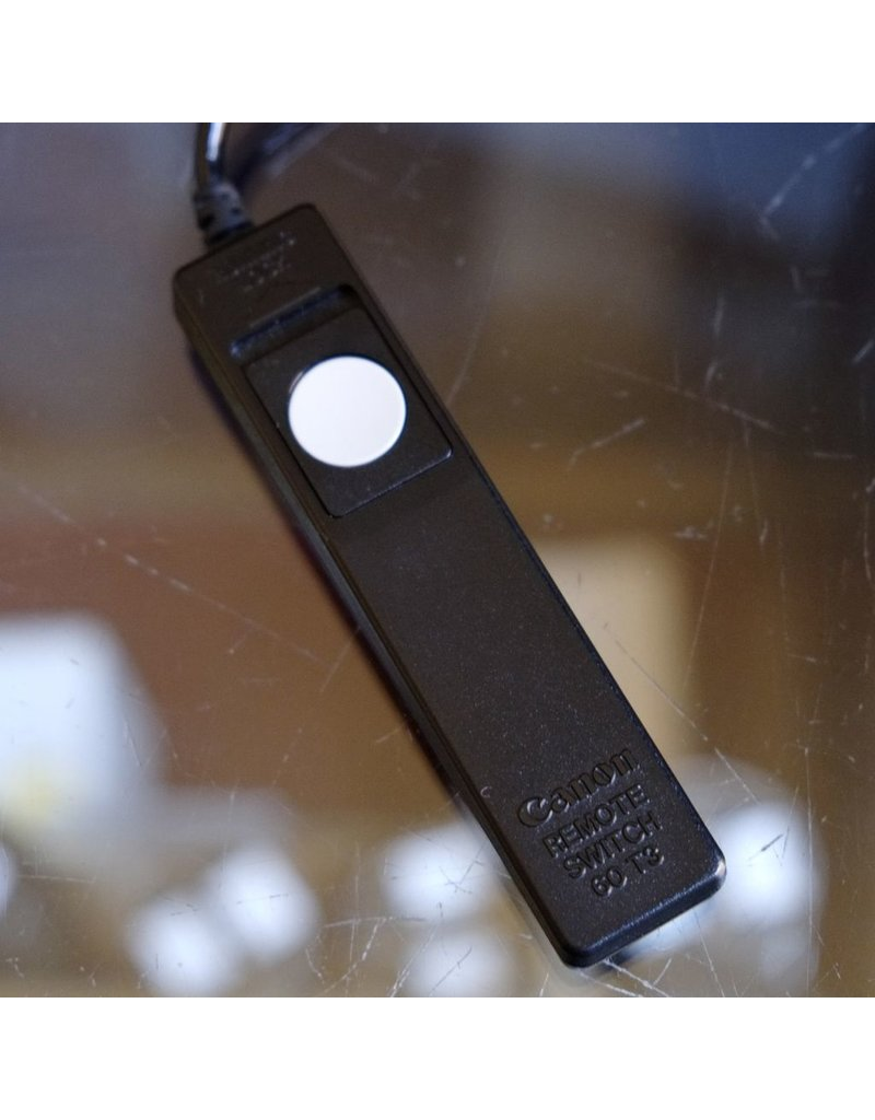 Canon Canon Remote Switch 60-T3 for T3-type remote socket.