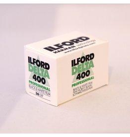 Ilford Ilford Delta 400 black and white film. 135/36.