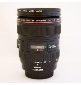 RENTAL Canon EF 24-105mm f4 IS rental.