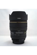 RENTAL Sigma EX DG 15-30mm f3.5-4.5D rental.