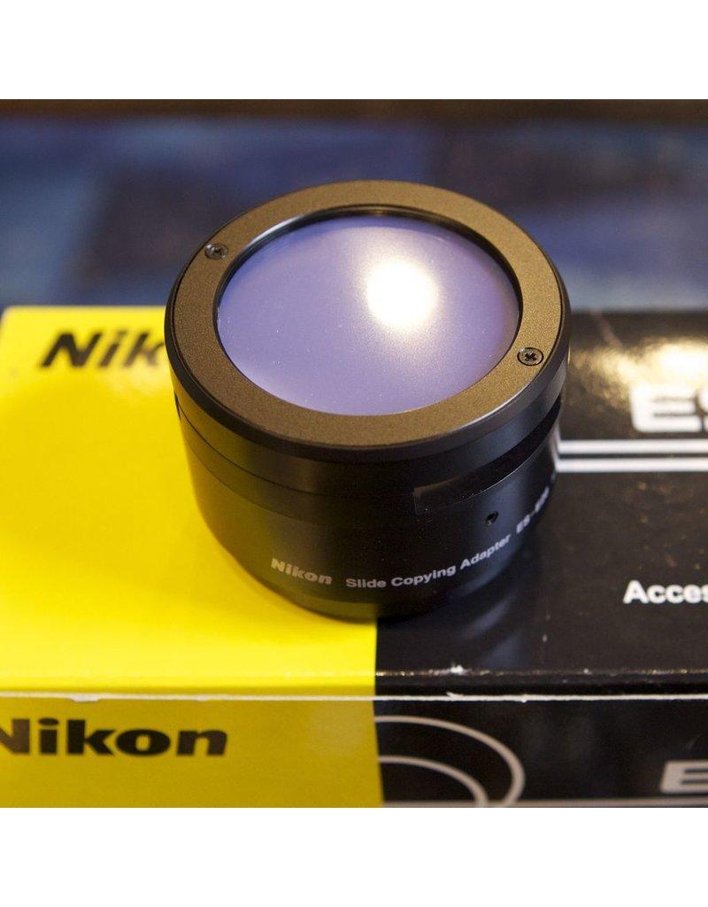 Nikon Nikon ES-E28 slide copying adapter for Nikon Coolpix.