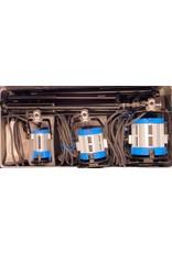 RENTAL Arri 3-light kit (1100W total) rental.