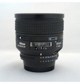 RENTAL Nikon 85mm f1.4D Rental.