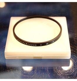 Hasselblad Hasselblad Haze filter for 93mm drop-in filter mount.