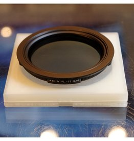 Hasselblad Hasselblad Linear Polarizer filter for 93mm filter mount.