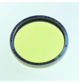 Rollei Rollei Bay 3 light yellow (Gelb-Hell) filter. Light marks.