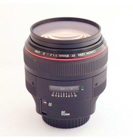 RENTAL Canon EF 85mm f1.2L II Rental.