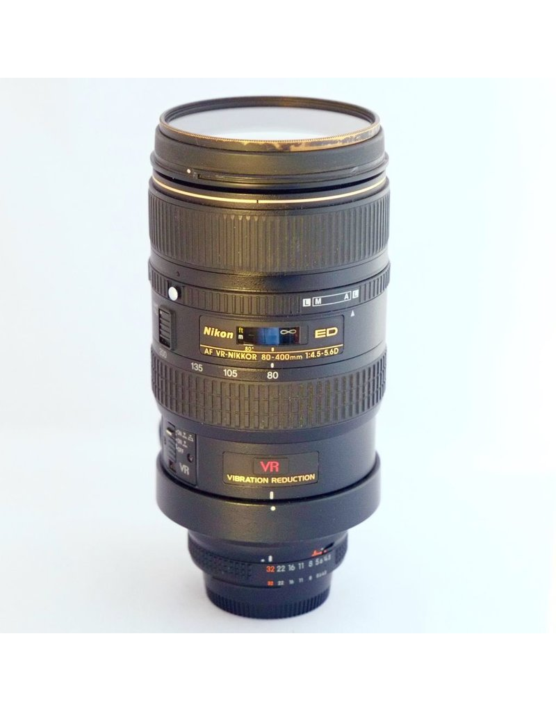 RENTAL Nikon 80-400mm f4.5-5.6D ED VR Nikkor rental.