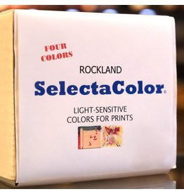 Rockland Colloid Rockland Colloid Selectacolor kit (4x120ml)