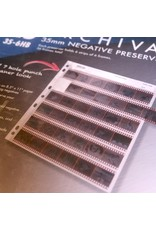 Printfile Printfile 35-6HB negative sleeves for 35mm format.