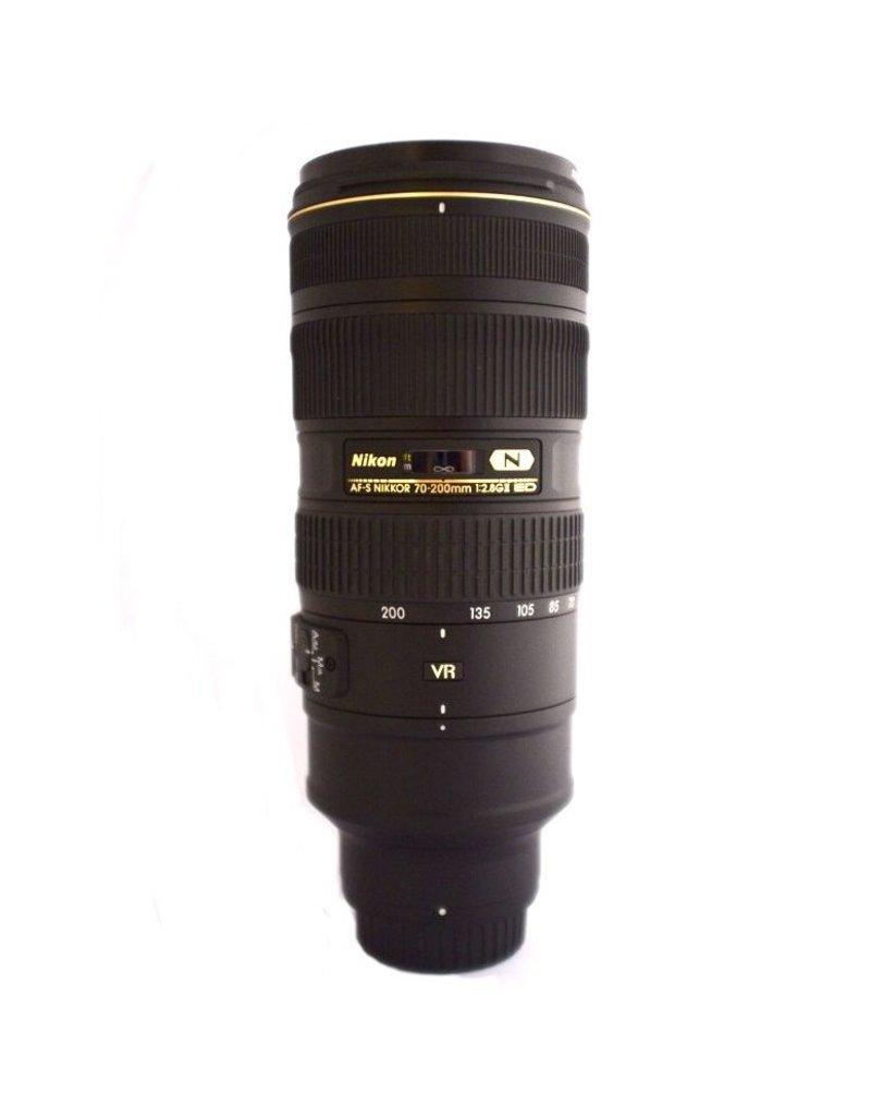 RENTAL Nikon 70-200mm f2.8G ED VRII Nikkor rental.