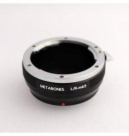 Metabones Metabones Leica R-Micro Four Thirds adapter