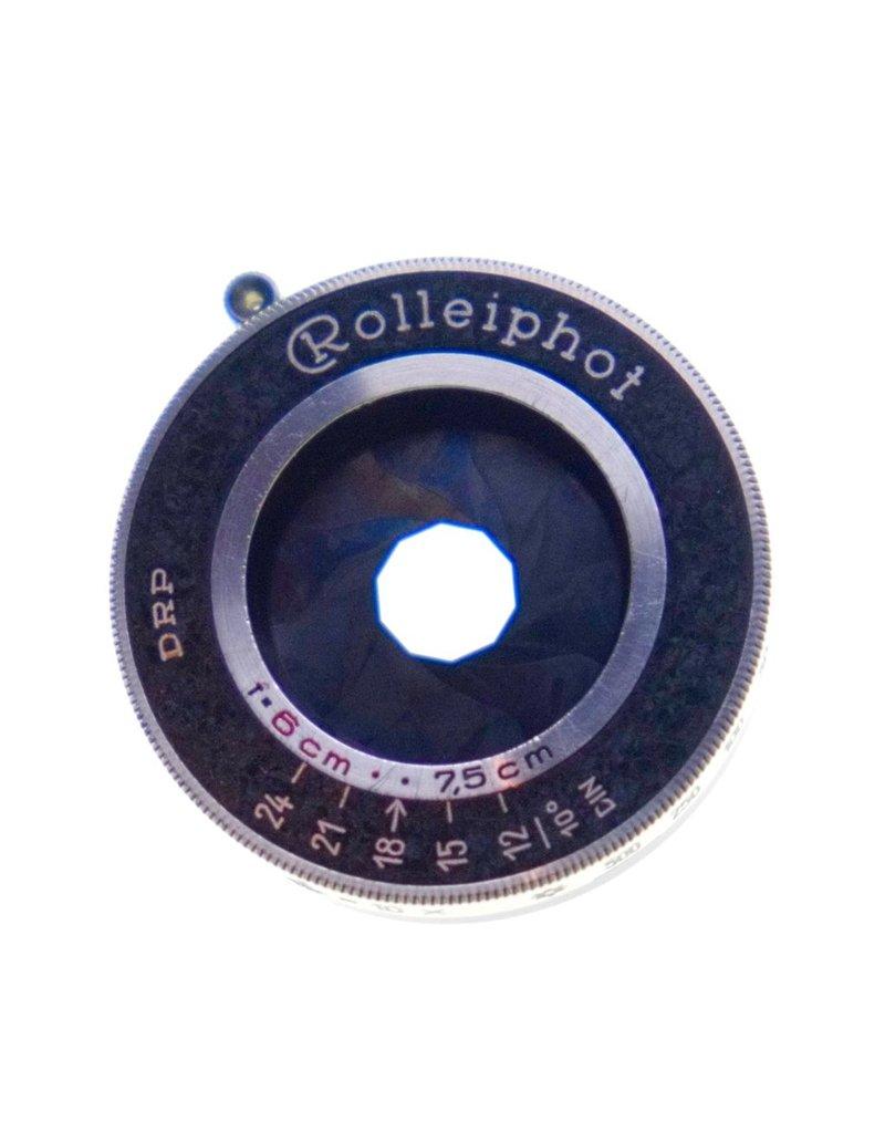 Rollei Rolleiphot clip-on iris.
